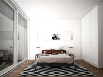 Apartamento Estúdio / Braga, Braga (São Vicente)