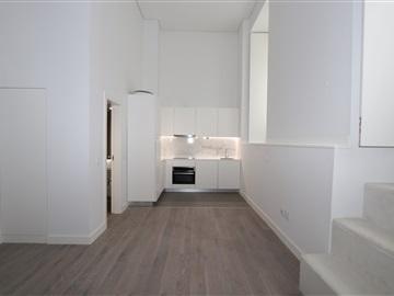 Apartamento Estúdio / Lisboa, Castilho Alto