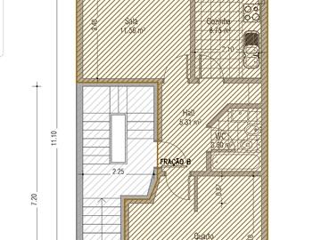 Apartamento T1 / Amadora, Falagueira-Venda Nova