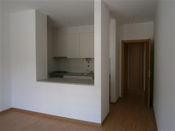 Apartamento T1 / Castelo Branco, Matadouro