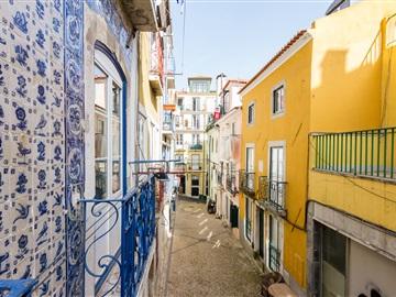 Apartamento T1 / Lisboa, Lapa - Madragoa