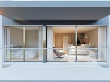Apartamento T1 / Matosinhos, Centro Câmara