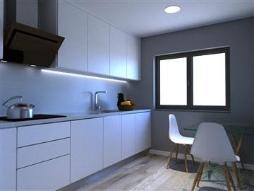 Apartamento T2 / Alcochete, Alcochete