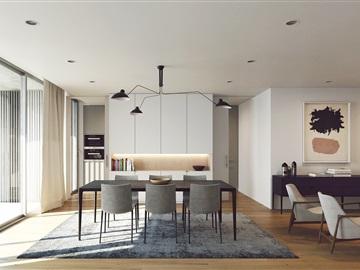 Apartamento T2 / Aveiro, Barrocas