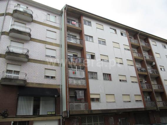 Apartamento T2 / Braga, Cividade