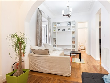 Apartamento T2 / Lisboa, Santa Maria Maior