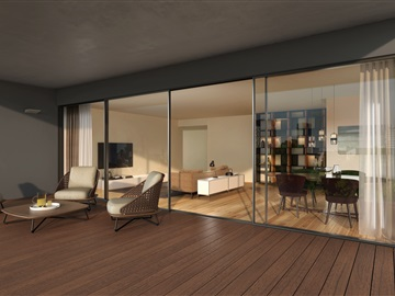 Apartamento T2 / Porto, Bessa Leite