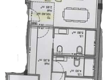 Apartamento T2 / Póvoa de Varzim, Póvoa de Varzim, Beiriz e Argivai