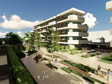 Apartamento T2 / Santa Maria da Feira, Santa Maria da Feira, Travanca, Sanfins e Espargo