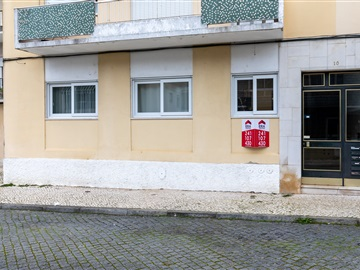 Apartamento T3 / Abrantes, Centro Histórico