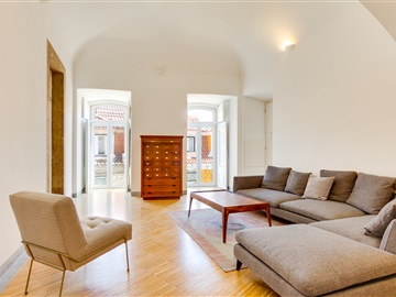 Apartamento T3 / Lisboa, Chiado
