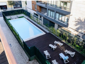 Apartamento T3 / Lisboa, Pedrouços