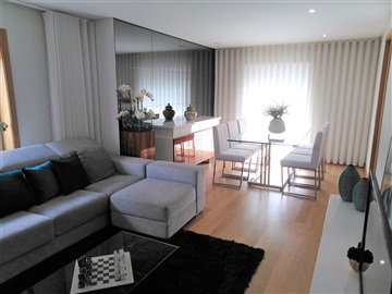 Apartamento T3 / Maia, Corim
