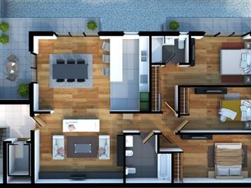 Apartamento T3 / Odivelas, Pontinha e Famões