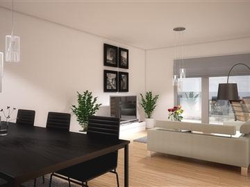Apartamento T3 / Olhão, Quelfes