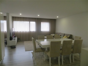 Apartamento T3 / Santo Tirso, Santo Tirso