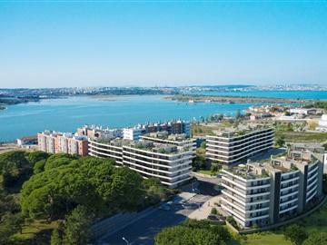 Apartamento T3 / Seixal, Seixal Baía