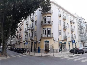 Apartamento T4 / Lisboa, Campo Pequeno