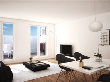 Apartamento/Piso T1 / Braga, Braga (São Vicente)