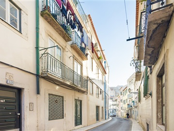 Apartamento/Piso T1 / Lisboa, Santa Maria Maior
