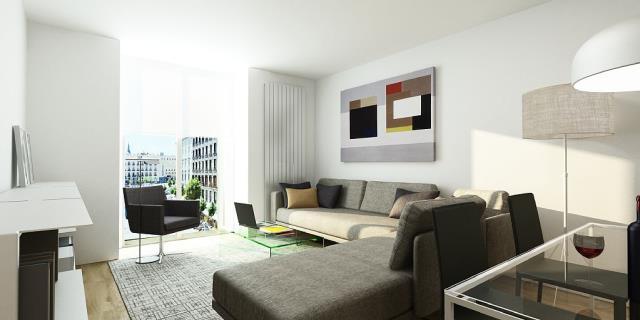 Apartamento/Piso T2 / Leiria, Leiria, Pousos, Barreira e Cortes