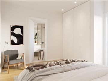 Apartamento/Piso T2 / Lisboa, Alcântara