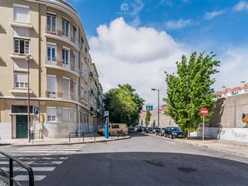 Apartamento/Piso T2 / Lisboa, Campo Pequeno