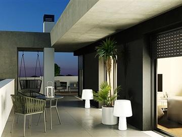 Apartamento/Piso T2 / Porto, Campo Salgueiros