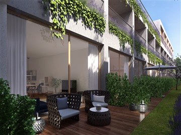 Apartment Studio / Lisboa, Saldanha