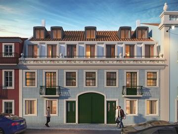 Apartment T1 / Lisboa, Alcântara