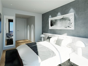 Apartment T1 / Porto, Campo Salgueiros
