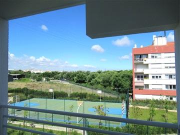 Apartment T2 / Cascais, Parque São Domingos