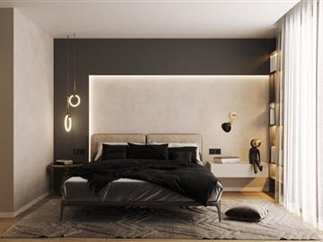Apartment T2 / Matosinhos, Leça do Balio