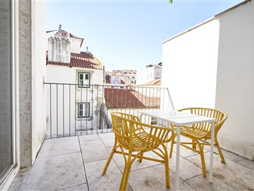 Appartement Studio / Lisboa, Chiado - Santa Catarina