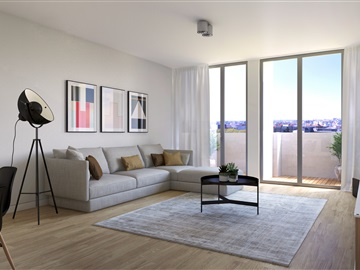 Appartement Studio / Lisboa, Saldanha