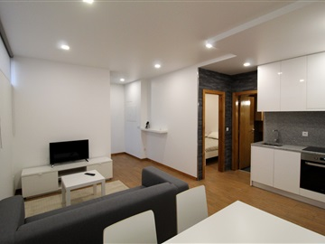 Appartement T1 / Barcelos, Arcozelo