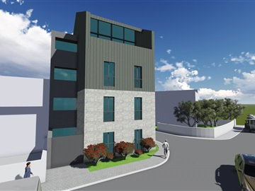 Appartement T1 / Barcelos, Arcozelo