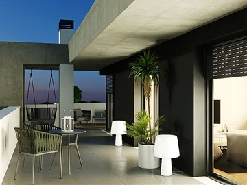 Appartement T2 / Porto, Campo Salgueiros