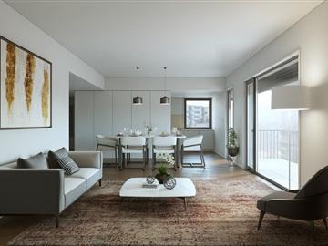 Appartement T2 / Porto, Covelo