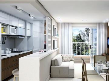 Appartement T2 / Vila Real, Mateus