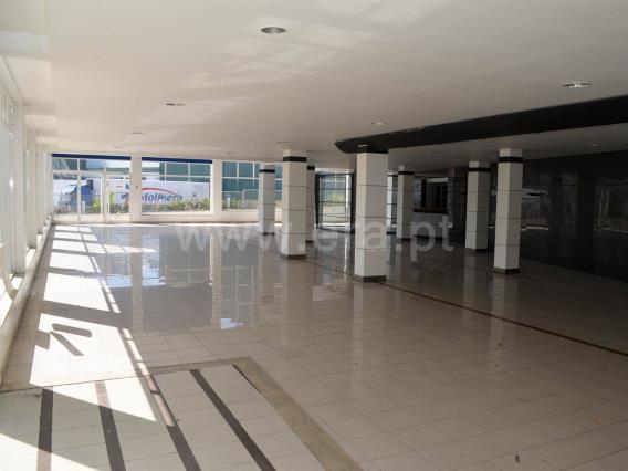 Armazém / Santarém, Zona Industrial