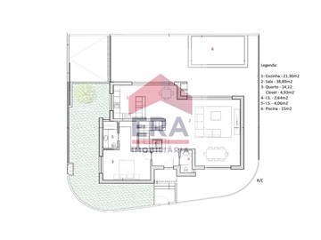 Detached house T3 / Peniche, Ferrel