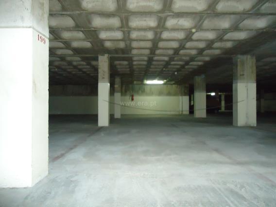 Garagem / Porto, Pinhais da Foz