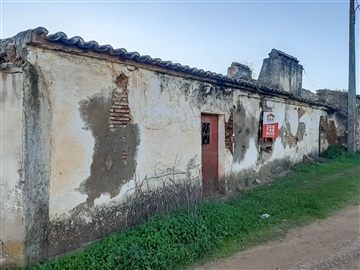 House T3 / Portel, Vera Cruz