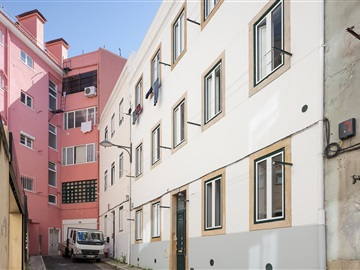 Immeuble / Lisboa, Arroios
