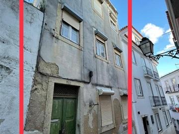 Immeuble / Lisboa, Santa Maria Maior