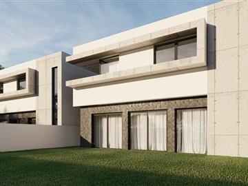 Maison dans village T4 / Braga, Palmeira