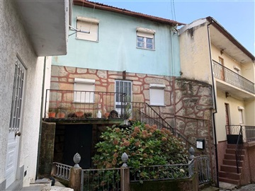 Maison dans village / Viseu, Orgens