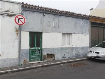 Maison jumelée T1 / Ribeira Grande, Ribeira Grande (Matriz)
