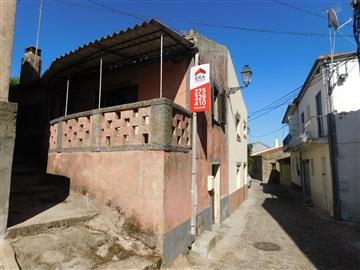 Maison jumelée T2 / Belmonte, Caria